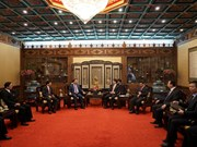 Vietnam, China agree to forge stronger security cooperation