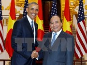 Vietnam keen on making ties with US thrive
