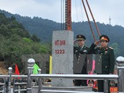 Vietnam-China land border committee convenes seventh session