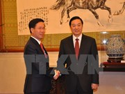 Vietnamese, Chinese Party agencies' cooperation applauded
