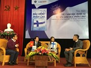 Vietnam, Finland boost education ties