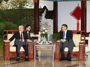 Vietnam-China issues Joint Communiqué