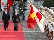 Japanese PM's Vietnam visit – A good start for bilateral relations