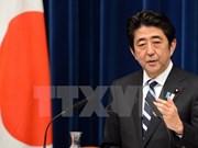 Japan Prime Minister Abe begins Vietnam visit