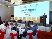 Vietnamese localities enhance ties with Canadian investors