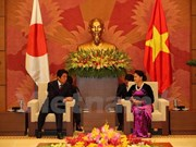 NA Chairwoman: Vietnam attaches importance to ties with Japan