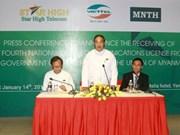 Viettel becomes fourth telecom provider in Myanmar