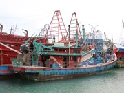 Indonesia returns 165 Vietnamese fishermen ahead of Tet