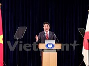 Japanese PM treasures relations with Vietnam