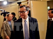 Cambodia: Opposition leader Sam Rainsy faces new lawsuit