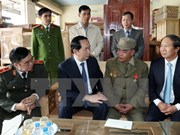 President pays Tet visit to Hai Phong