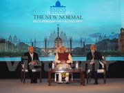 Vietnam partakes in Raisina Dialogue in India