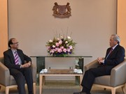 Singapore, India continue air force joint training agreement