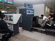 Underground scanning system to be installed at airport