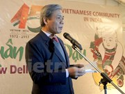 Vietnam, India mark diplomatic ties in New Delhi