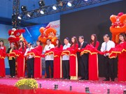Food factory using Thai technology inaugurated in Ben Tre
