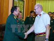 Vietnam ready to send more officers to UN peacekeeping missions