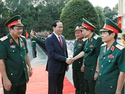 Military Zone 7 told to tighten relations with Cambodian army