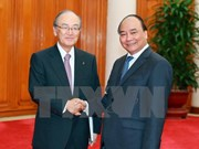 PM vows to back Japanese investors
