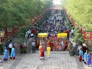 HCM City presents Tet offering to nation founders Hung Kings