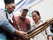 Khen festival comes to Sapa