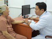 Free health checks-up for poor in HCM City