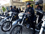 Indonesia arrests five IS-linked suspects