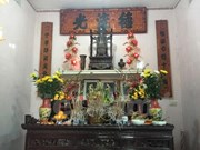 Worshipping ancestors - A fine tradition of Vietnam
