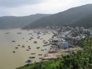 Hai Minh, a fishing village marked by beauty and peace