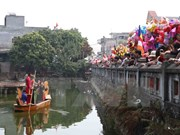 Localities embrace Lunar New Year to lure visitors