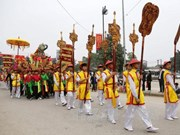Phu Tho: Festival commemorates nation's legendary mother