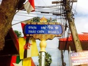 Thailand names road Thau Chin – alias of Ho Chi Minh
