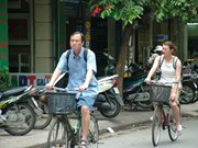 Can Tho to pilot public bicycle rental services