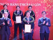 Saigon bank among largest businesses of Vietnam
