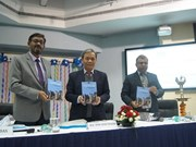 Book on Vietnam's economic development debuts in India