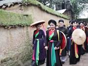 Bo Da pagoda festival becomes national cultural heritage