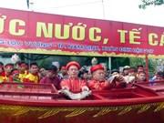 Tran Temple Festival honours ancient kings