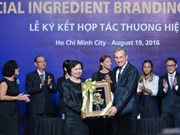 Vietnamese firms eye co-branding goal