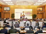 NA Standing Committee strengthens ties with Vietnam Fatherland Front