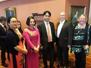 OVs in New Zealand meet in lunar New Year