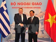 Greece looks to bolster multifaceted cooperation with Vietnam