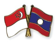 Lao FM visits Singapore to foster bilateral ties