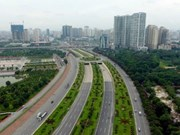 "Hanoi looks to develop model ""garden city"" urban area"