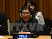 Vietnam willing to join int'l efforts in protecting sea environment