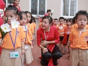 Soc Trang enables five-year-olds to access preschool education