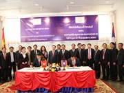 Vietnam, Laos boost banking cooperation