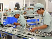 Ha Nam works to remove labour difficulties for FDI businesses