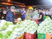 Wholesale markets seek HCM City's approval to raise fees