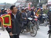 Nghe An details incident involving Song Ngoc parishioners
