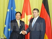 Foreign ministries work to propel Vietnam-Germany ties forward